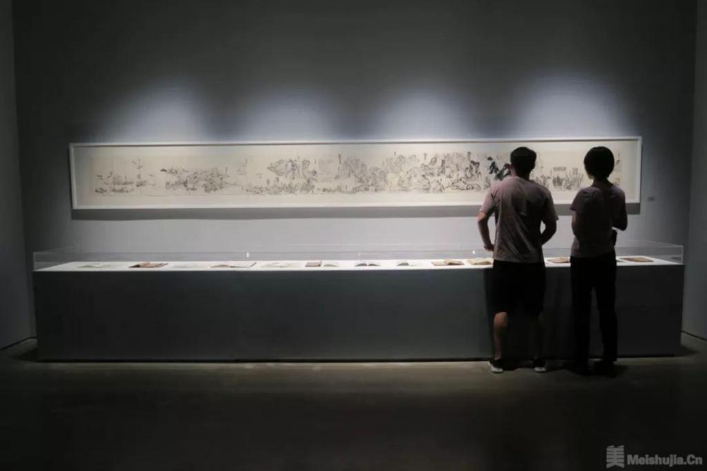 徐冰《蜻蜓之眼》于今日美术馆上演