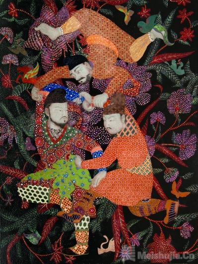 当代漆艺造物的五种社会学观察