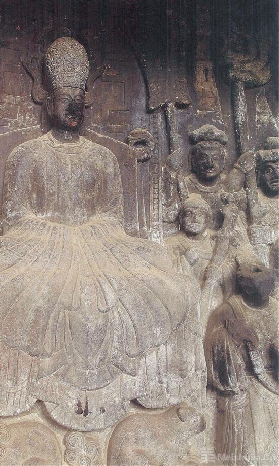 雕刻在石头上的文化史:剑川石窟造像欣赏
