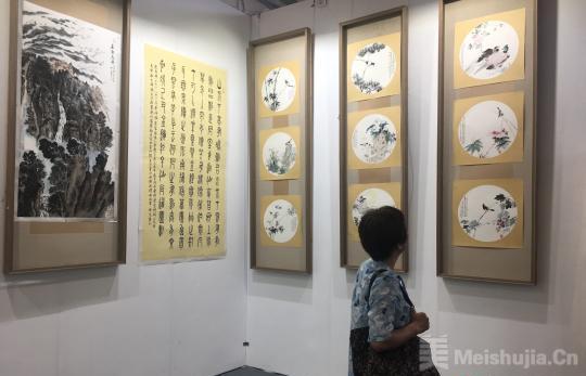 2019北京艺术博览会开幕 8000余件中外艺术作品亮相