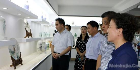 博山陶镇艺术博物馆揭牌开馆