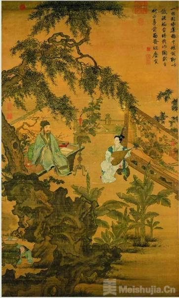 中国文人画之特质