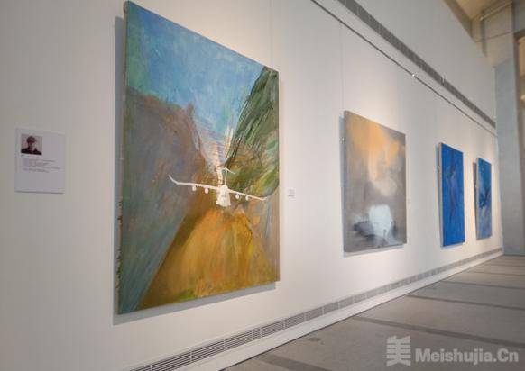 形异道同·中国写意油画学派作品邀请展亮相银川