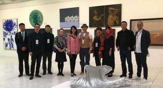 中国艺术品亮相第14届巴西库里蒂巴国际当代艺术双年展