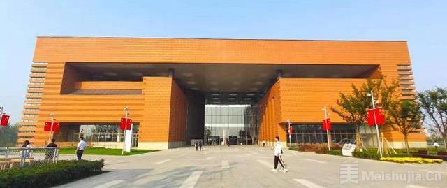 济宁市博物馆新馆开馆 瑞士建筑大师马里奥·博塔主持设计