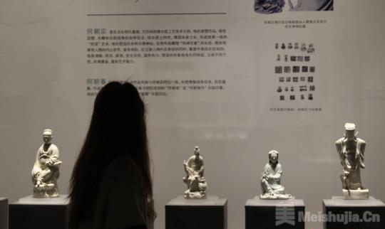 """享誉海外的""""中国白""""亮相宁夏"""