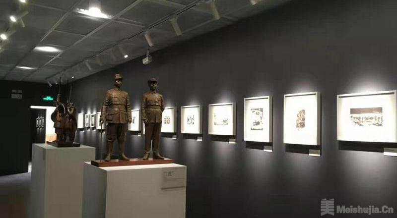 广东雕塑家红色文化题材作品首次集体亮相