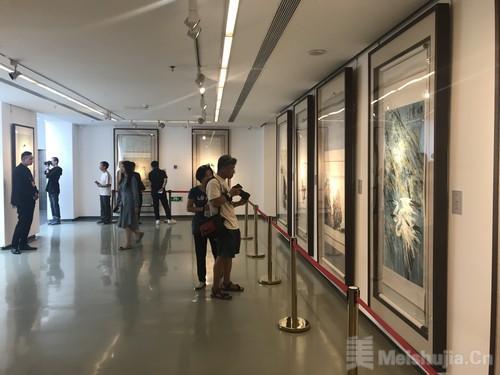 中国国家画院亮家底 展出李可染等名家经典作品