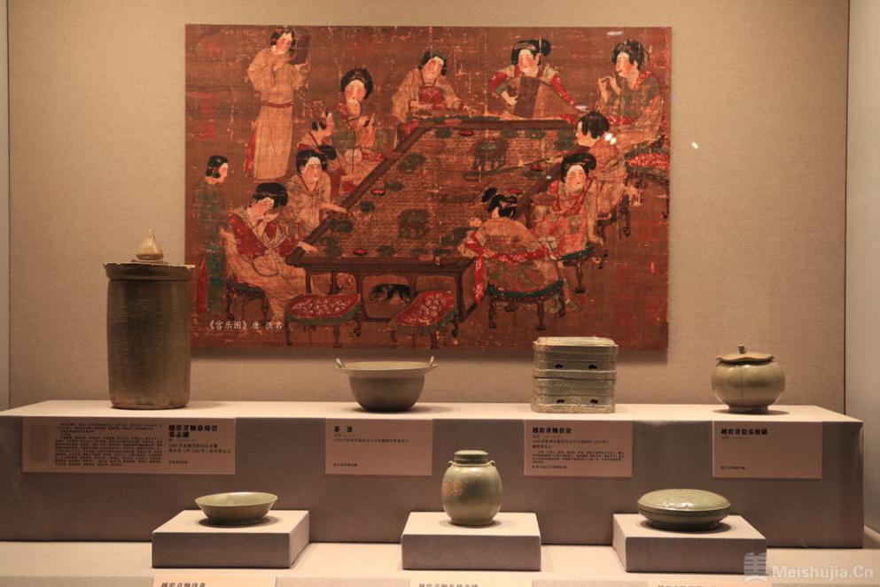临安14件文物亮相首都博物馆