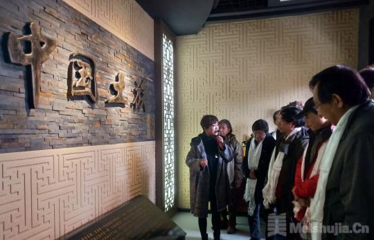35位书画家探秘青海海东灿烂文化