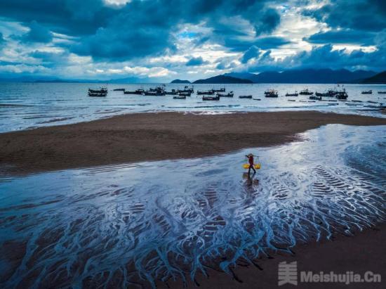 两岸滩涂摄影文化旅游周在福建霞浦举行