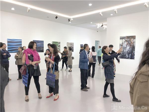 """陈宇昆个展""""见所未见""""在798共同艺术中心开幕"""