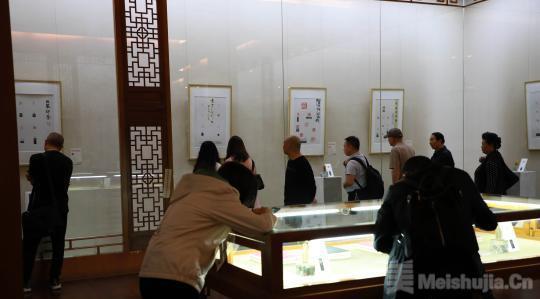 2019亚洲篆刻艺术名家作品邀请展在成都开展