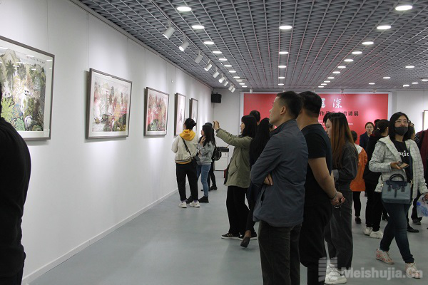 中国美术家协会理事作品学术邀请展在京开展
