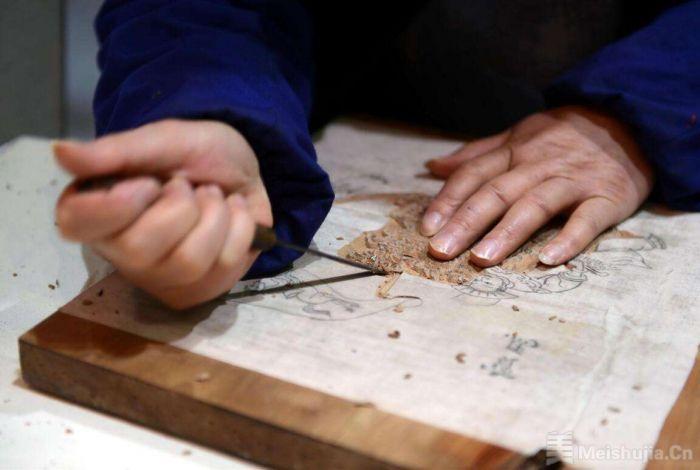 中央投入4000多万元用于木版年画的保护传承