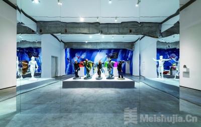 隋建国个展亮相北京民生现代美术馆
