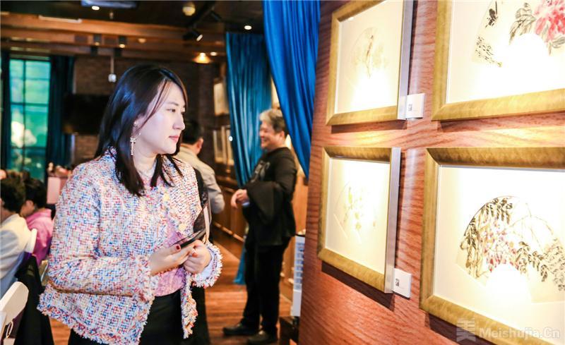 扇艺醇风·2019名家扇面珍品展在京举行