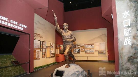 广东省唯一红军长征主题纪念馆在韶关开馆