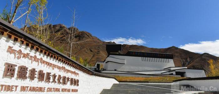 探访西藏非遗博物馆 规划展示50余项非遗项目