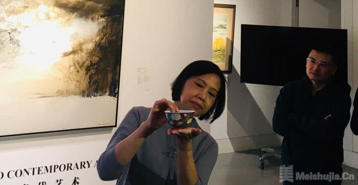 贝聿铭夫妇珍藏将领衔佳士得2019香港秋拍