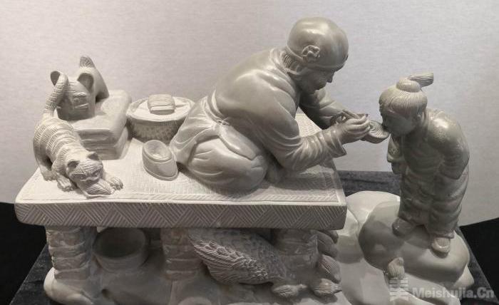 """60余位工艺美术大师千余件作品展示""""工匠精神"""""""