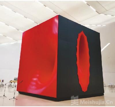 在材料、时空与色彩之间——记英国艺术家安尼施·卡普尔中国首次大型展览