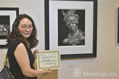 竺莉萍:加入国际刮版画协会的亚洲第一人