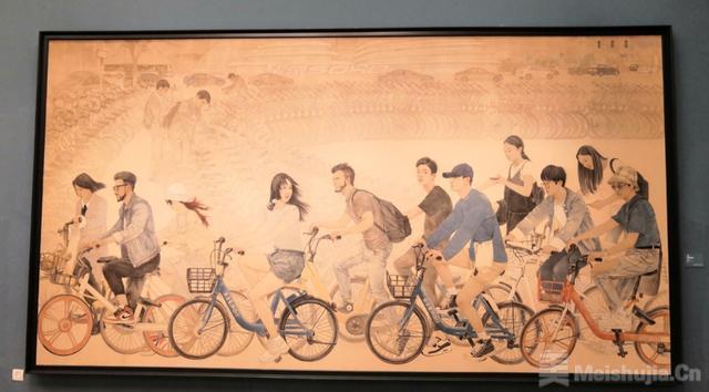 """全国美展出现不少""""照片画"""" 中国画创造力哪儿去了?"""
