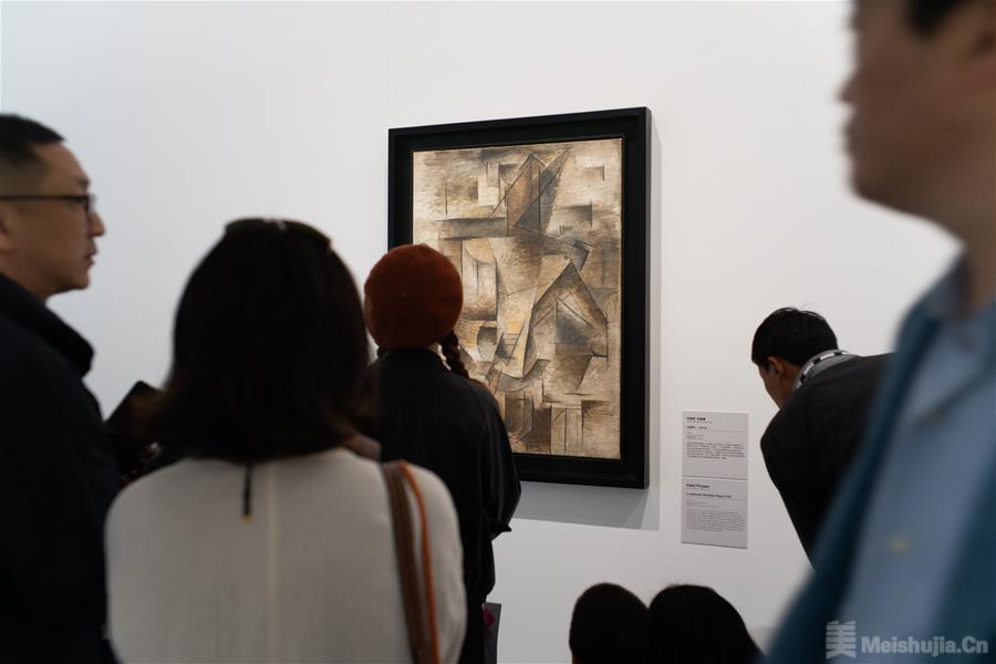 上海:西岸美术馆向公众开放