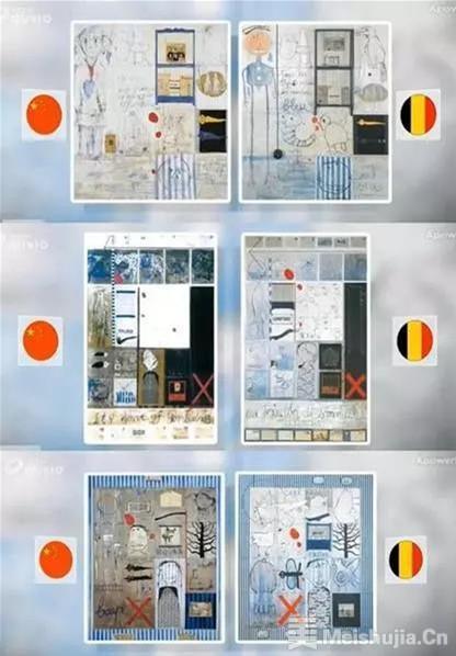 被叶永青抄袭过的西尔万原作来上海展览了,你会去看吗?
