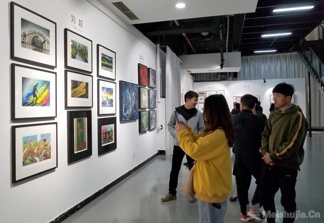 """2019""""苏州当代""""艺博会展在苏州梵融美术馆开幕"""
