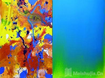 李磊:诗性的抽象