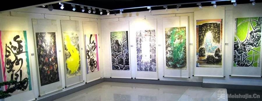 台湾当代书画及篆刻名家程代勒书画篆刻大作在埔里展出