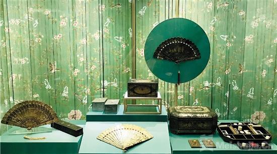 中国外销工艺品装饰艺术 投射出17至20世纪中国与世界的关系