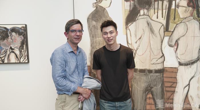 中国青年艺术家孙子垚悉尼个展 聚焦人与自然的关系