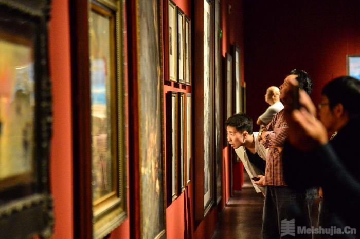 """""""天容海色""""中国美术馆馆藏精品展在海口展出"""