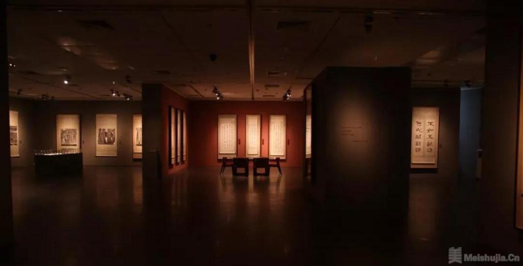 寄情造境——何怀硕作品展在北京画院美术馆开幕