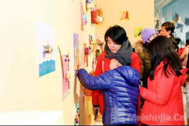 以民间力量助力儿童美育,华熙国际时代美术馆少儿馆开馆