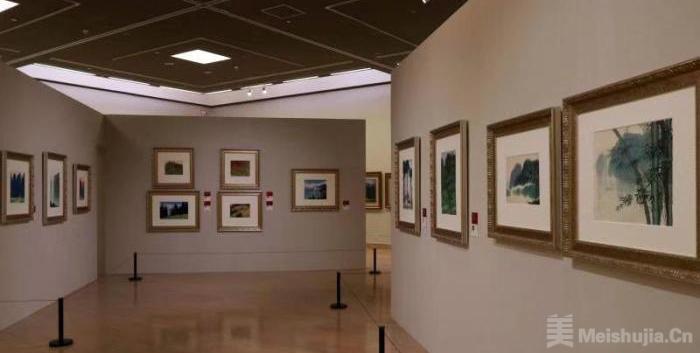 孟宪成艺术展开幕 百余幅红色文艺经典手稿亮相