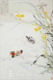 鸟语花香,常新常青——青年花鸟画家刘阔创作心路