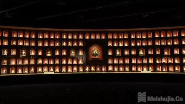 """国博""""古代佛造像展""""增加近两百展品重新对外展出"""