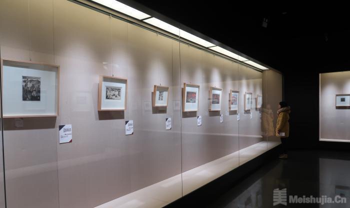 中国革命历史版画展在沈阳展出 再现壮丽历史画卷