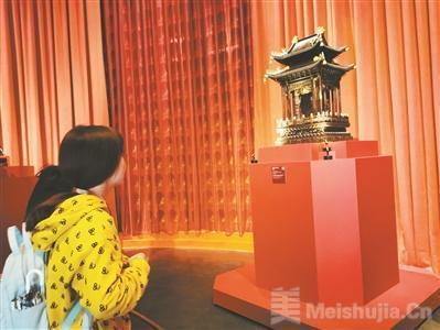 故宫首次在民营博物馆办大展