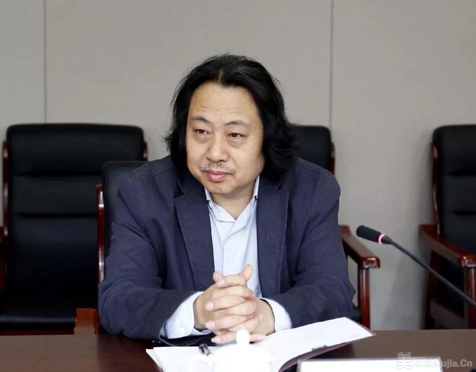 贾广健就任天津美术学院院长