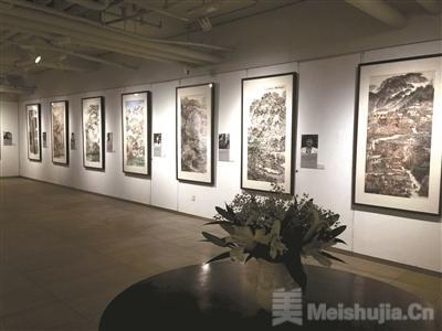李小可艺术工作室15周年教学成果展在北京开幕