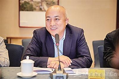 """让600年故宫""""活起来""""——访故宫博物院院长王旭东"""