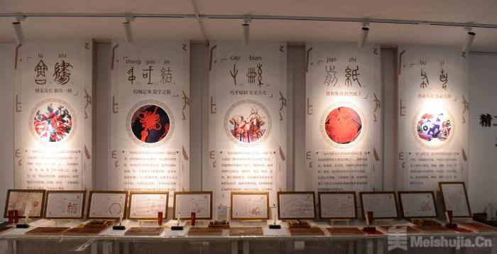 """探访""""高墙""""内的艺术展 171件展品皆出自犯罪人员之手"""