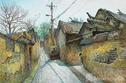 """傅察丹青:画画的""""瘾""""总是牵引着我"""