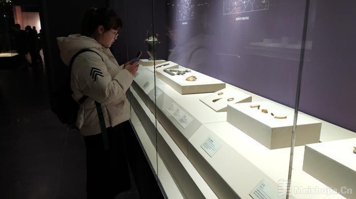《与天久长——周秦汉唐文化与艺术》汇报展西安开幕