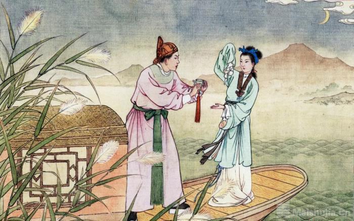 《经典中国故事绘本》系列赋予彩色连环画新生命